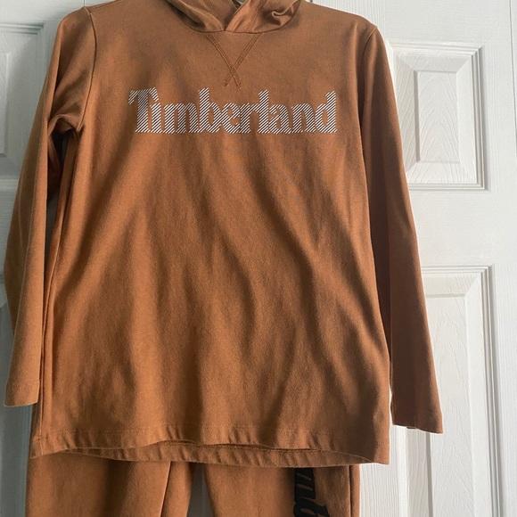 Boys Timberland set